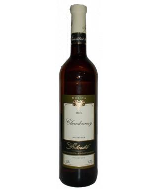 Chardonnay p. s. - privátní kolekce