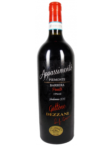 Barbera Superappassimento...