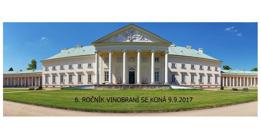 Vinobraní na Kačině 2017